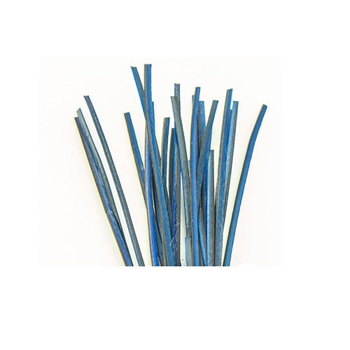 Stripped Quill Blue