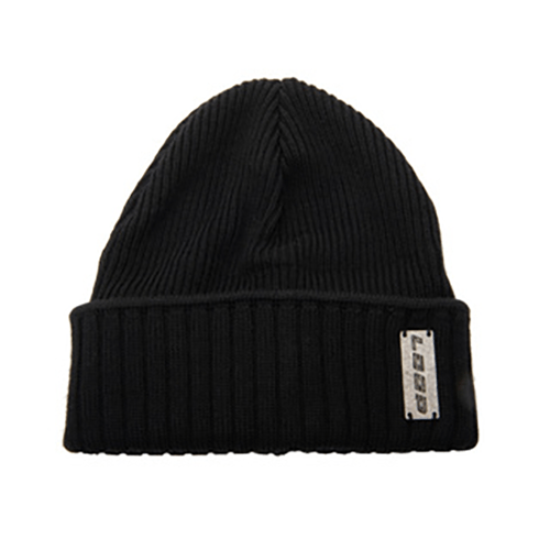 Windblocker Beanie Black