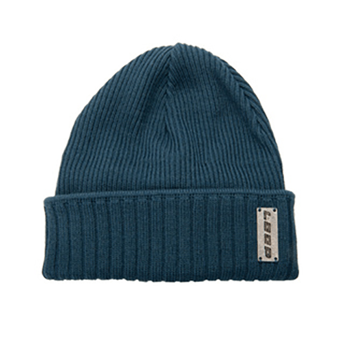 Windblocker Beanie Blue Gray