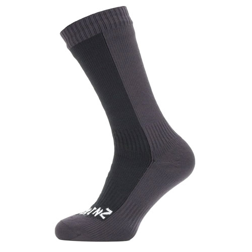 Waterproof Cold Weather Mid Length Sock